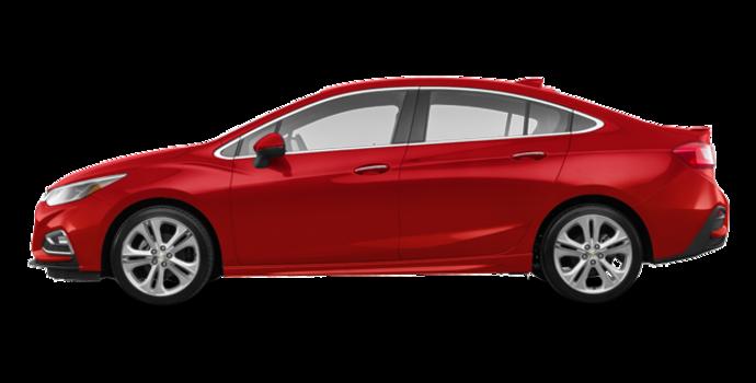 2017 Chevrolet Cruze PREMIER | Photo 4 | Red Hot