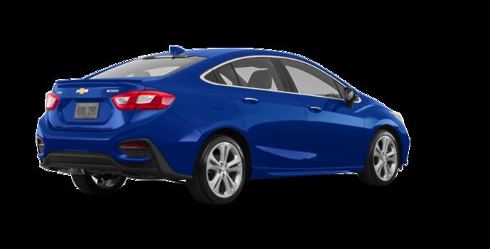 2017 Chevrolet Cruze PREMIER | Photo 5 | Kinetic Blue Metallic