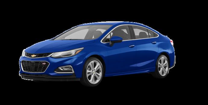 2017 Chevrolet Cruze PREMIER | Photo 6 | Kinetic Blue Metallic