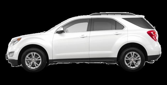 2017 Chevrolet Equinox LT   Photo 4   Summit White