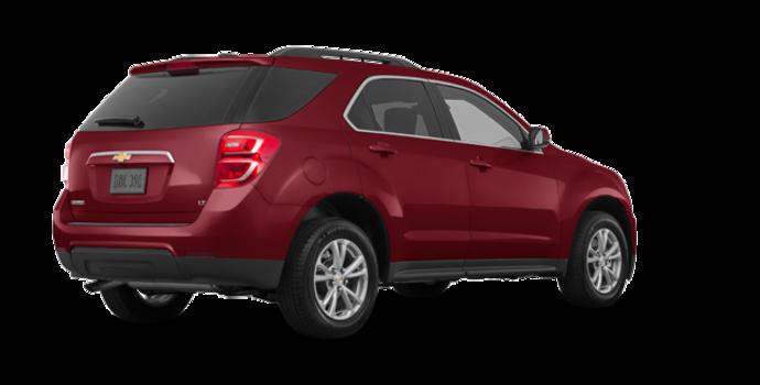 2017 Chevrolet Equinox LT   Photo 5   Siren Red