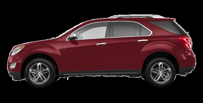 2017 Chevrolet Equinox PREMIER | Photo 4 | Siren Red