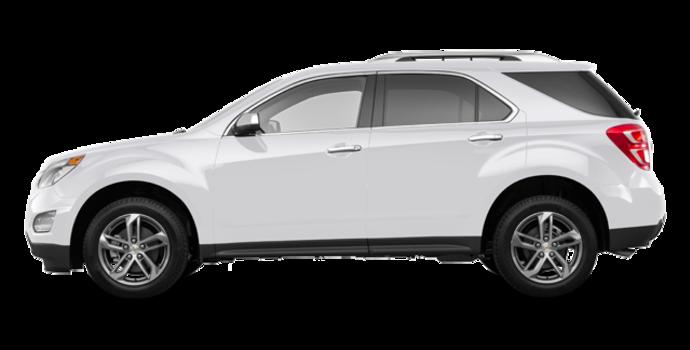 2017 Chevrolet Equinox PREMIER | Photo 4 | Iridescent Pearl