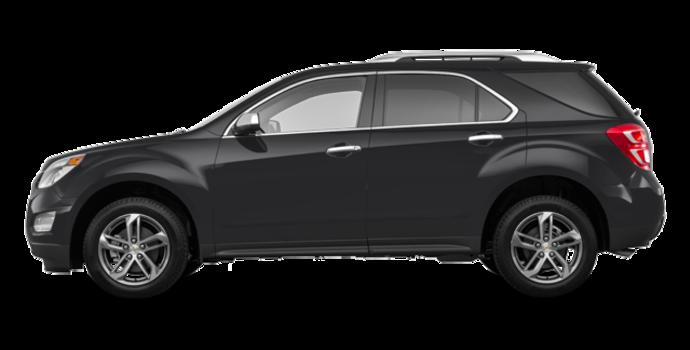 2017 Chevrolet Equinox PREMIER | Photo 4 | Nightfall Grey Metallic