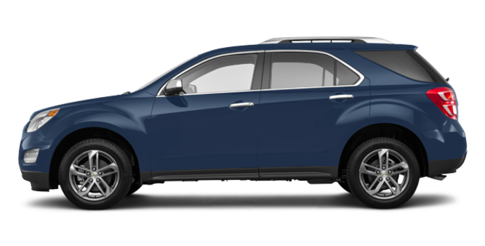 2017 Chevrolet Equinox PREMIER | Photo 4 | Patriot Blue Metallic