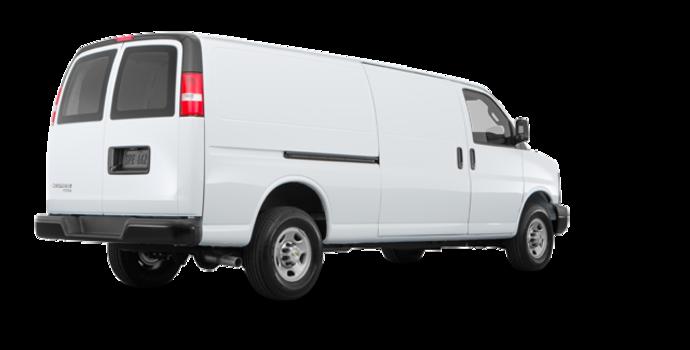 2017 Chevrolet Express 2500 CARGO | Photo 5 | Summit White