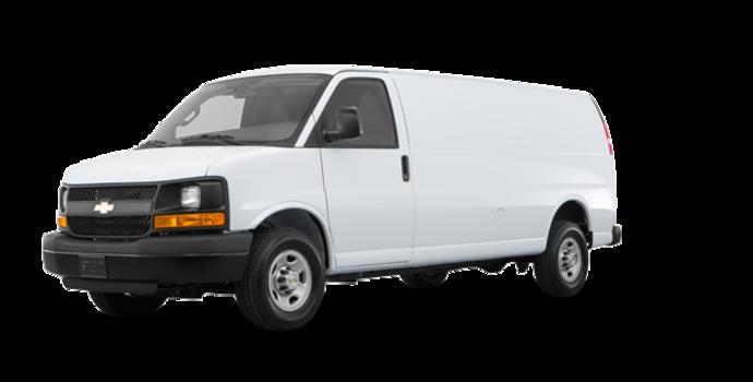 2017 Chevrolet Express 2500 CARGO | Photo 6 | Summit White