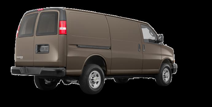 2017 Chevrolet Express 3500 CARGO | Photo 5 | Brownstone Metallic