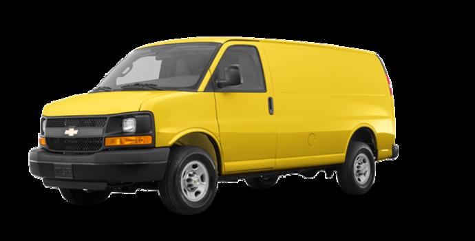 2017 Chevrolet Express 3500 CARGO | Photo 6 | Wheatland Yellow