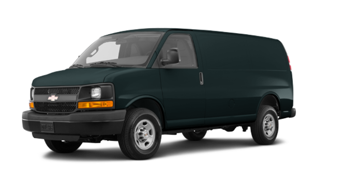 2017 Chevrolet Express 3500 CARGO | Photo 6 | Graphite Metallic