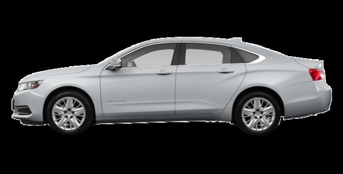 2017 Chevrolet Impala LS | Photo 4 | Silver Ice Metallic