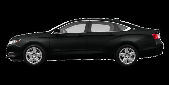 2017 Chevrolet Impala LS | Photo 4 | Black