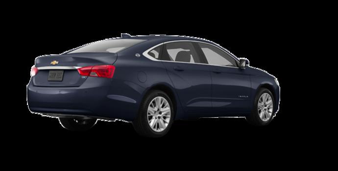 2017 Chevrolet Impala LS | Photo 5 | Blue Velvet Metallic