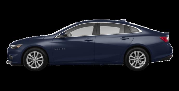 2017 Chevrolet Malibu Hybrid HYBRID | Photo 4 | Blue Velvet Metallic