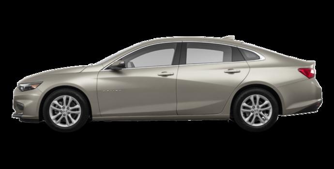 2017 Chevrolet Malibu Hybrid HYBRID | Photo 4 | Pepperdust Metallic