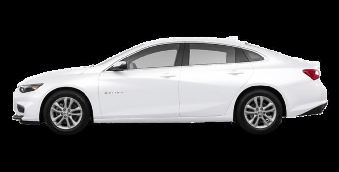 2017 Chevrolet Malibu Hybrid HYBRID | Photo 4 | Summit White