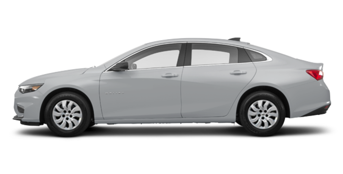 2017 Chevrolet Malibu L | Photo 4 | Silver Ice Metallic