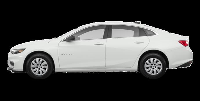 2017 Chevrolet Malibu L | Photo 4 | Summit White