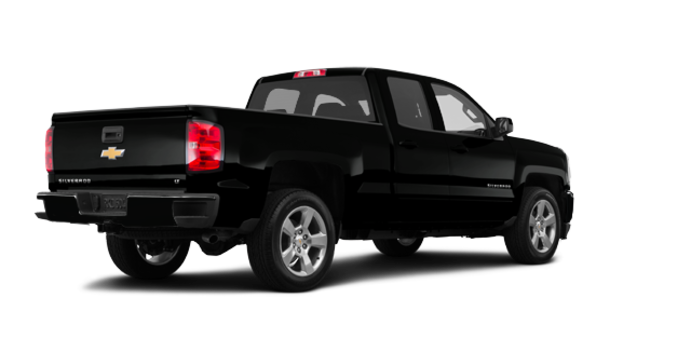 2017 Chevrolet Silverado 1500 LT Z71 | Photo 5 | Black