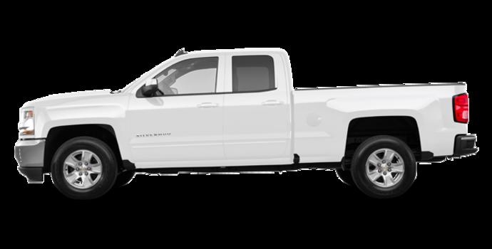 2017 Chevrolet Silverado 1500 LT | Photo 4 | Summit White