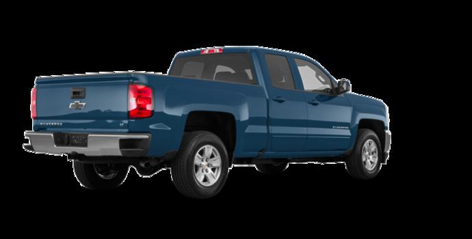 2017 Chevrolet Silverado 1500 LT | Photo 5 | Deep Ocean Blue Metallic