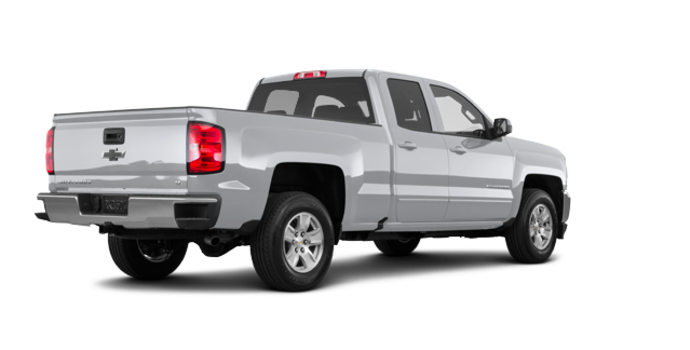 2017 Chevrolet Silverado 1500 LT | Photo 5 | Silver Ice Metallic