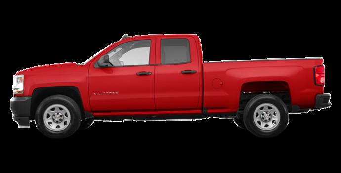2017 Chevrolet Silverado 1500 WT | Photo 4 | Red Hot