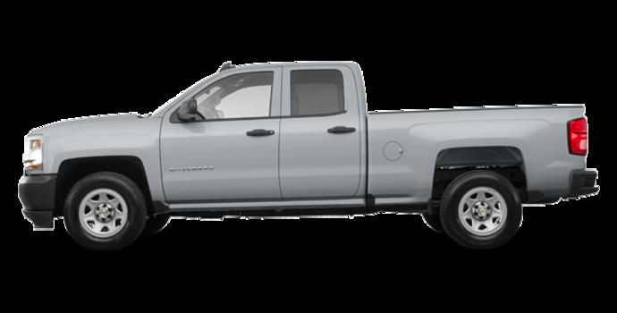 2017 Chevrolet Silverado 1500 WT | Photo 4 | Silver Ice Metallic