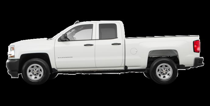 2017 Chevrolet Silverado 1500 WT | Photo 4 | Summit White