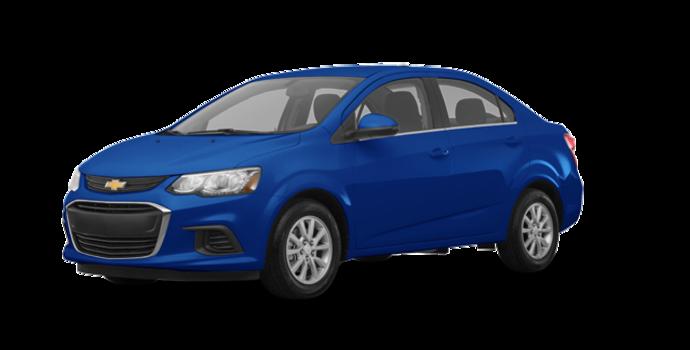 2017 Chevrolet Sonic LT | Photo 6 | Kinetic Blue Metallic