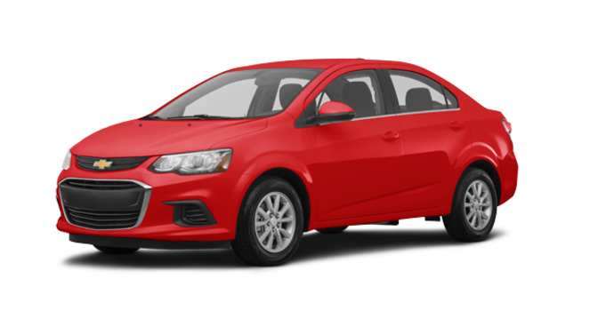 2017 Chevrolet Sonic LT | Photo 6 | Red Hot