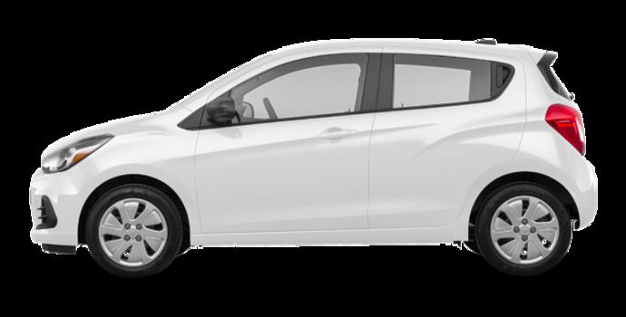 2017 Chevrolet Spark LS | Photo 4 | Summit White