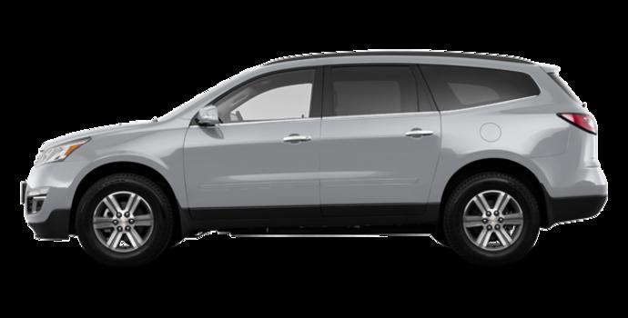 2017 Chevrolet Traverse 2LT | Photo 4 | Silver Ice Metalllic
