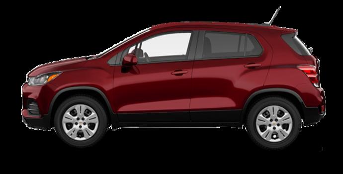2017 Chevrolet Trax LS | Photo 4 | Crimson Metallic