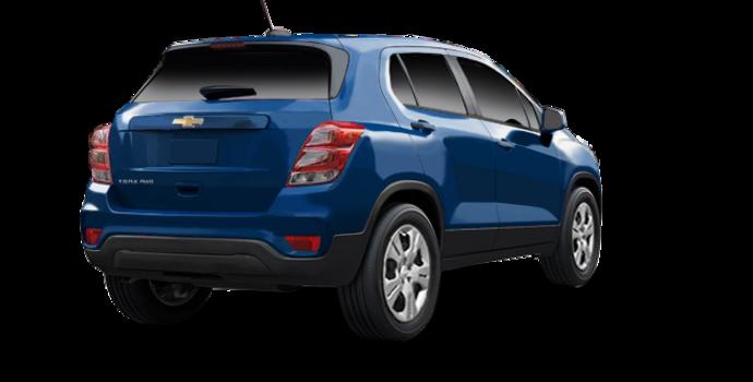2017 Chevrolet Trax LS | Photo 5 | Blue Topaz Metallic