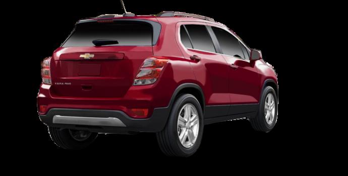 2017 Chevrolet Trax LT | Photo 5 | Crimson Metallic