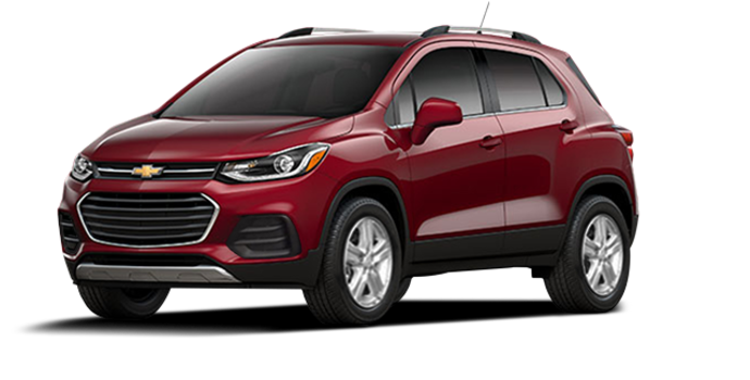 2017 Chevrolet Trax LT | Photo 6 | Crimson Metallic