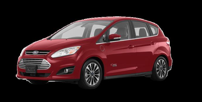 2017 Ford C-MAX ENERGI TITANIUM | Photo 6 | Ruby Red