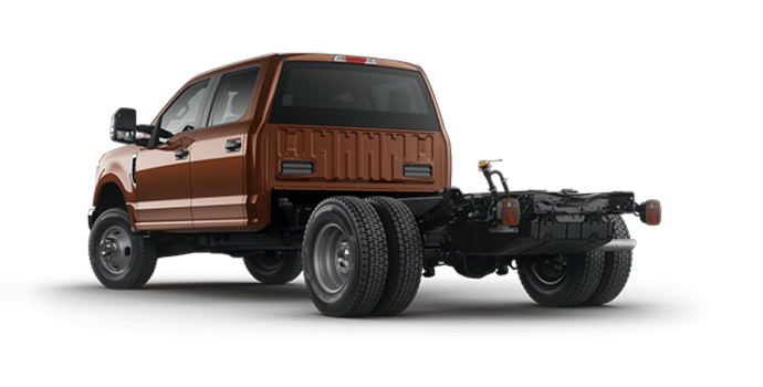 2017 Ford Chassis Cab F-350 XLT | Photo 5 | Bronze Fire