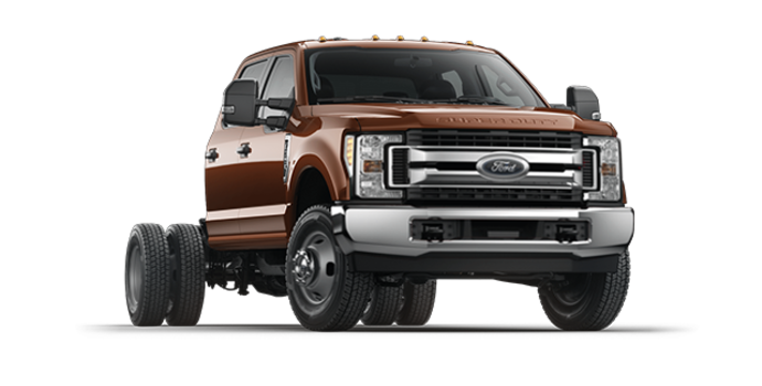2017 Ford Chassis Cab F-350 XLT | Photo 6 | Bronze Fire