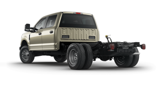 2017 Ford Chassis Cab F-350 XLT | Photo 5 | White Gold