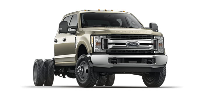 2017 Ford Chassis Cab F-350 XLT | Photo 6 | White Gold