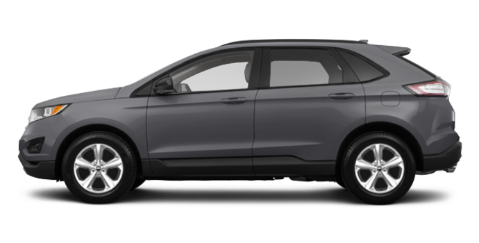 2017 Ford Edge SE | Photo 4 | Magnetic Metallic