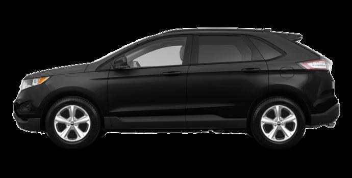 2017 Ford Edge SE | Photo 4 | Shadow Black