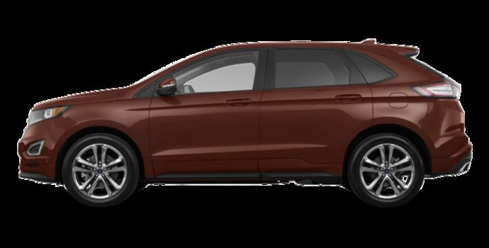 2017 Ford Edge SPORT | Photo 4 | Canyon Ridge Metallic