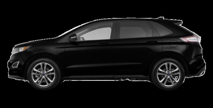 2017 Ford Edge SPORT | Photo 4 | Shadow Black
