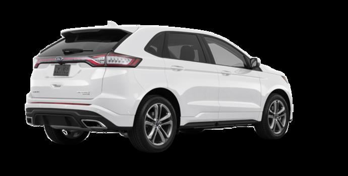 2017 Ford Edge SPORT | Photo 5 | White Platinum Metallic