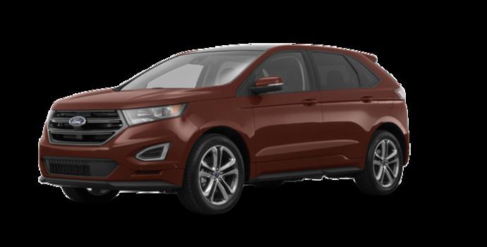 2017 Ford Edge SPORT | Photo 6 | Canyon Ridge Metallic