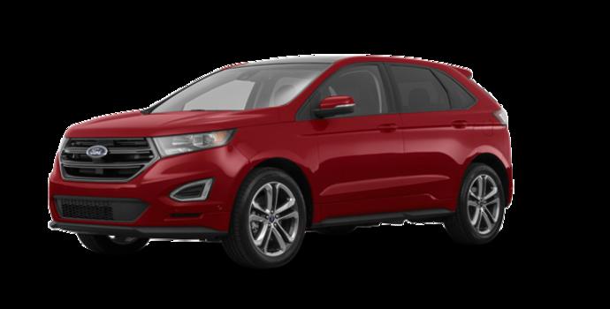 2017 Ford Edge SPORT | Photo 6 | Ruby Red Metallic