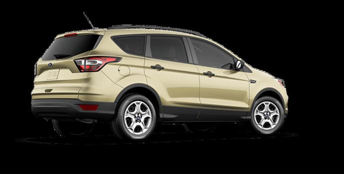 2017 Ford Escape S | Photo 5 | White Gold